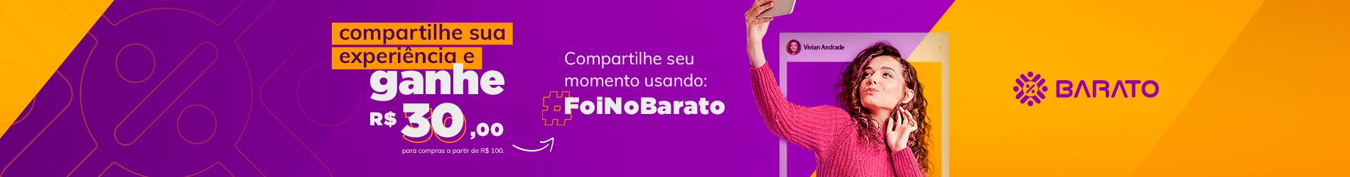 #FoiNoBarato