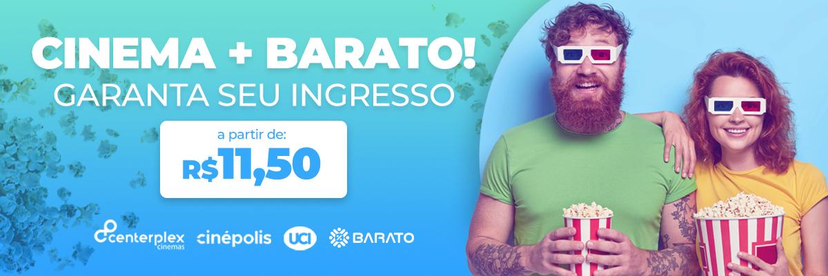 Cinema + Barato!