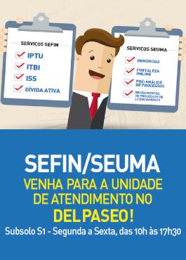 SEFIN / SEUMA