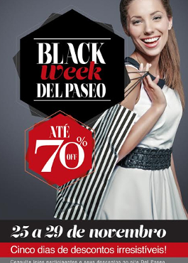 Black Friday Del Paseo