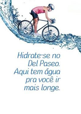 Hidratação Del Paseo Saudável