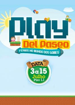 Play Del Paseo - Férias de Julho