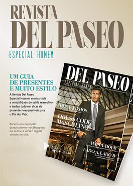 Revista Del Paseo - Especial Homem
