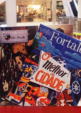 Del Paseo entre os melhores de Fortaleza.