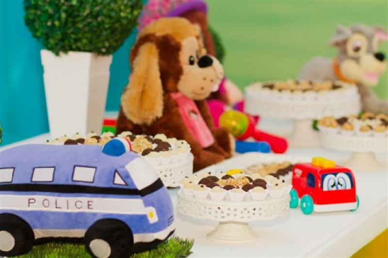 Sua Festa Completa para 80 pessoas no mais novo e moderno Buffet Infantil da Cidade: Splash! de R$4.223 por R$1.799 (em até 12x*)