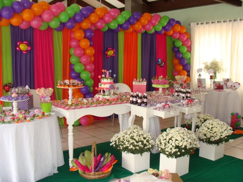 Elegante e Divertido! Festa Infantil Provençal de R$280 por R$129,90 no Cantinho da Criança