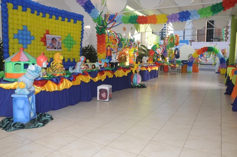 Sua festa completa para 80 pessoas no tradicional e bem servido Pintando o Sete Buffet Infantil de R$3.840 por R$1.920 (em até 12x*)