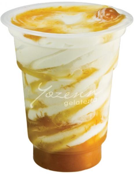 A melhor gelateria de Fortaleza está de volta com um lançamento! Delicato, o mais novo produto da Yozenn de R$5 por R$1,99