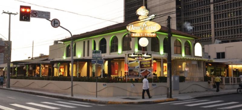 O cardápio do Dom Pastel está com novidade! Camarão Internacional, Iracema, Canoa Quebrada ou à Thermidor por R$37,90