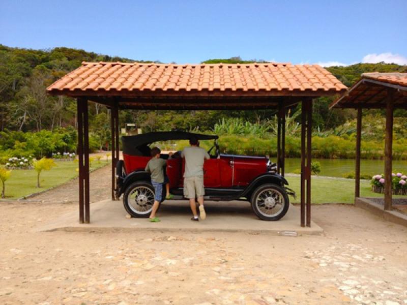 Aproveite o Carnaval na serra, no Parque Handara! Entrada p/ todas as atrações + Museu + Almoço + Degustação de café e rapadura
