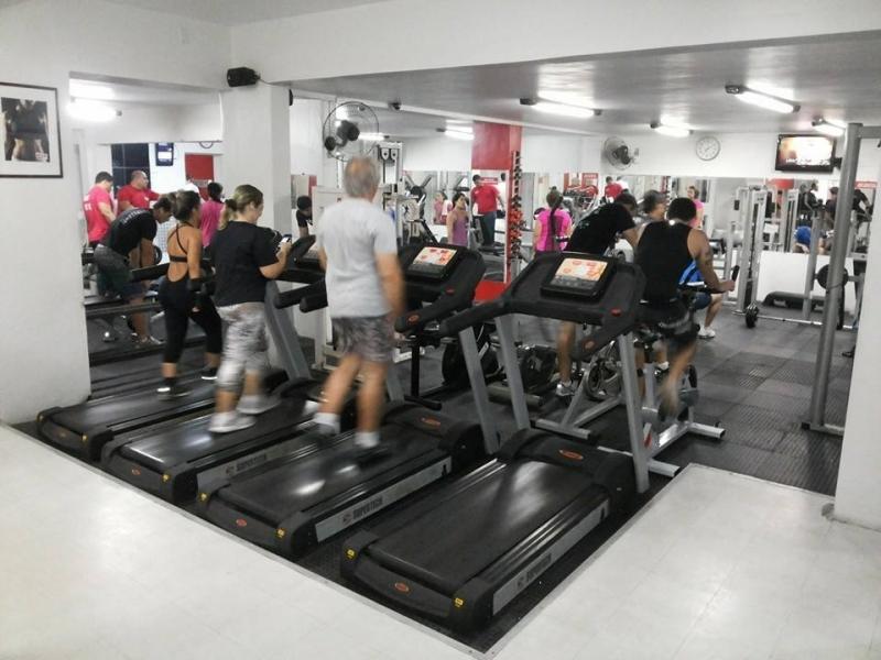 Circuito Na Academia : Mix academia mensalidade de musculação flexy abdominal