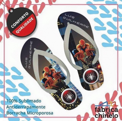 23e09a1e8 20 pares de chinelo personalizados em serigrafia de R$170 por R$150