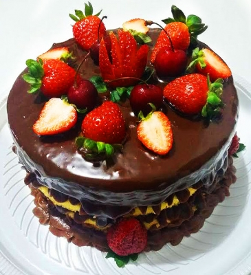 Torta Salgada de Palmito - Preço Por Kg | Confeitaria Coco