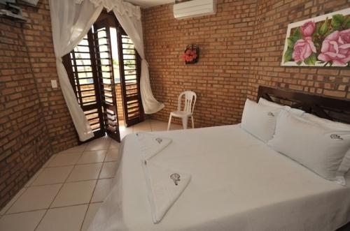 2 diárias em chalé para casal + café da manhã de R$418,80 por R$312