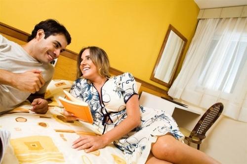 03 diárias em apartamento Master duplo com café da manhã para casal e 2 crianças de até 12 anos + Welcome Drink de R$1.011 por R$419