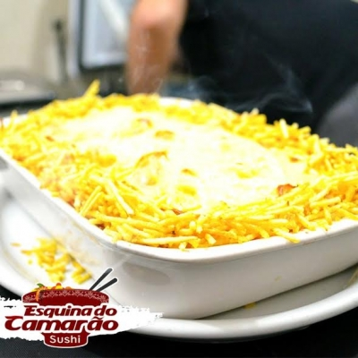 Para você que ama boa gastronomia! Camarão Principal OU Camarão Prime OU Carne de Sol a Sertaneja para 2 pessoas de até R$59,90 por R$39,90 na Esquina do Camarão Sul