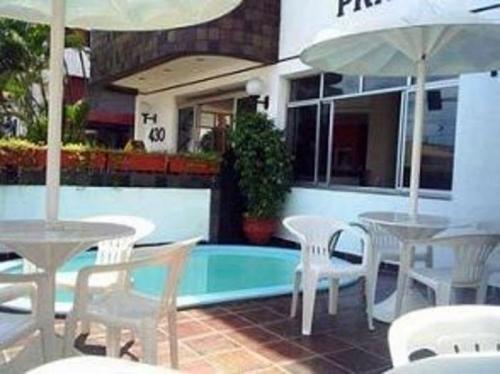 Relâmpago! Hospede-se na Praia de Iracema! 1 diária com café da manhã para casal no Ara Praia Hotel por R$170 no Ara Praia Hotel