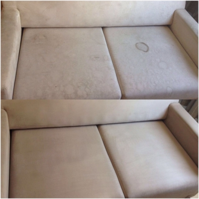 Lavagem de Sofá de até 4 lugares OU Colchão solteiro OU Tapete até 3m OU Conjunto de 02 poltronas de R$100 por apenas R$39,90