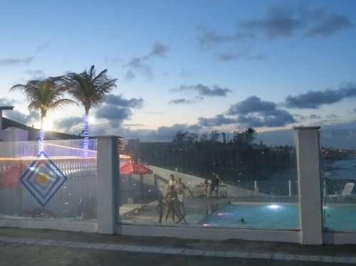 La Su Te Praia Hotel Til Pia Frita Para 3 Pessoas: piscinas para tilapias