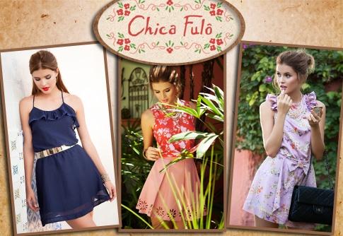 93bd8d0712d Monte um look belo, leve e harmonioso na Chica Fulô! Aproveite o crédito de