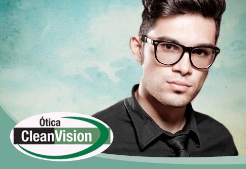 67578ecf6a7e6 Componha seu estilo com novos óculos de grau! Escolha o seu na Ótica Clean  Vision