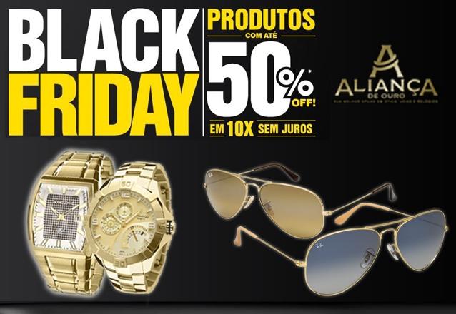 5018f1f0d7c18 BlackFriday Aliança de Ouro! Óculos e relógios com até 50% de desconto!