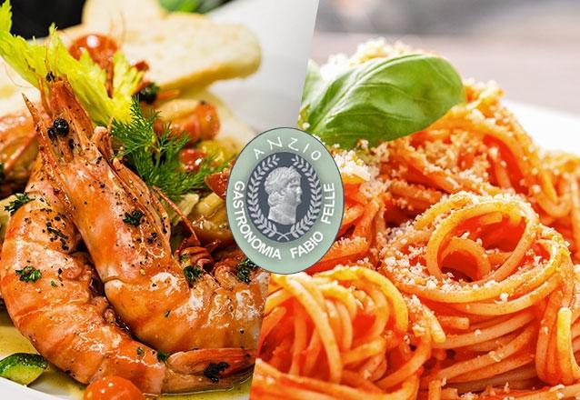 Gastronomia fabio felle 10 entradas 2 pratos de massa for Entradas oceanografic ofertas 2016