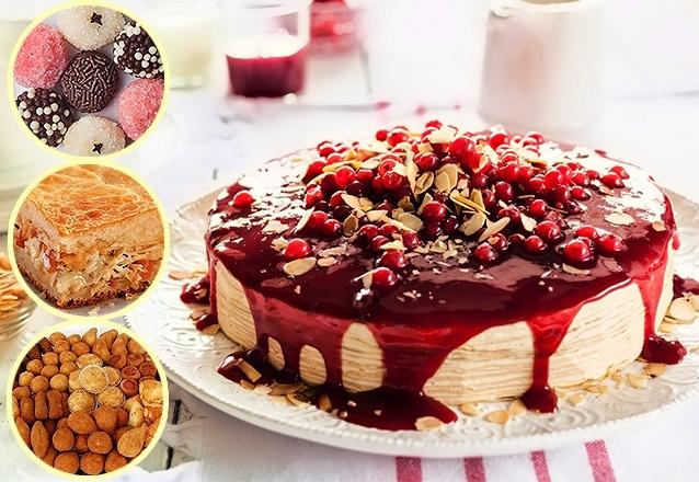 01 Torta Doce e Salgada + Docinhos e Salgados + 1 Kuat