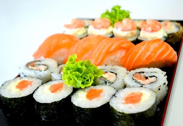 Rodízio de Sushi Individual