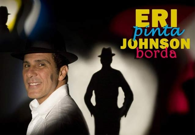 Ingresso Inteira para o espetáculo com Eri Johnson