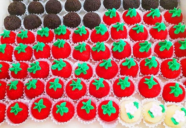470 itens de Chocolates