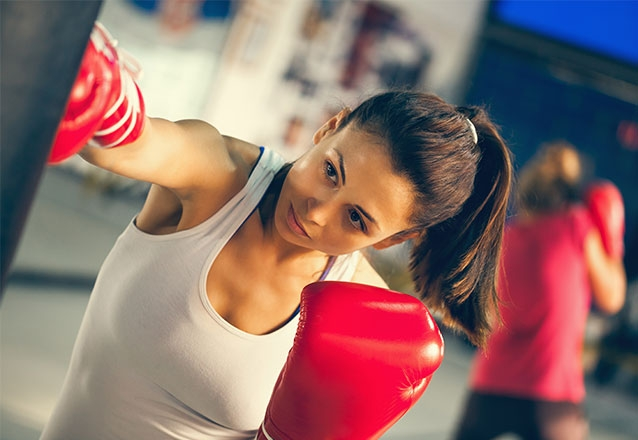 Mensalidade de aulas de Boxe