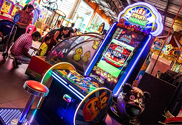 Game Station Del Paseo (sábado ou domingo)