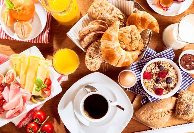Cafe May Bilder Brunch