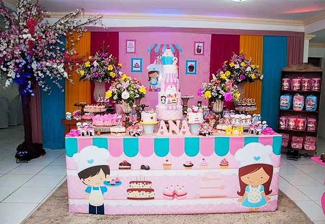 Amuh Flores e Eventos  Decoração para sua festa com todos os