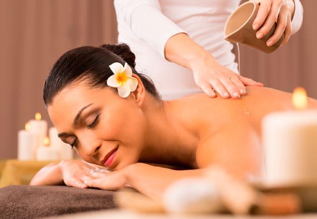 Massagem Relaxante de 30min