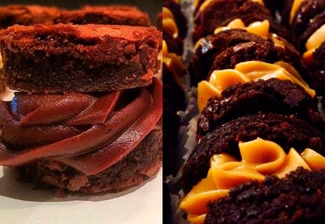50 Sanduíches de Brownie