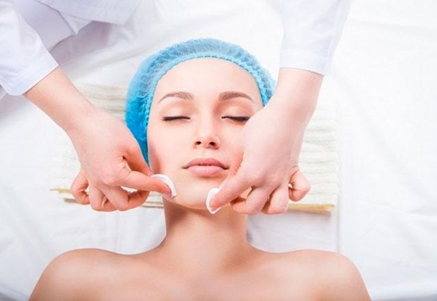 Limpeza de pele profunda (1 visita)