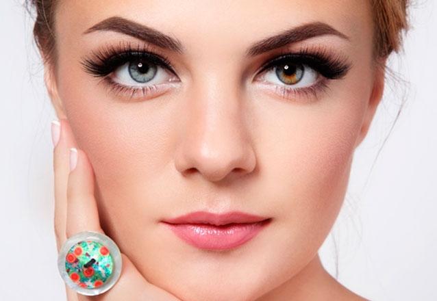 Design de sobrancelha + Aplicação de henna + Higienização + Máscara