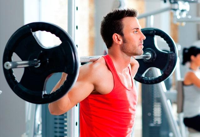 Musculação, Ginástica ou Treinamento Funcional