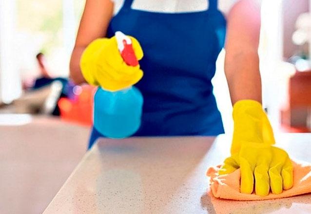 Serviço de diarista/profissional de limpeza