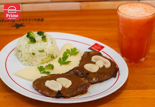 Almoço Executivo de até R$19,90 por R$14,90